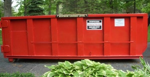 roll-off containers CT